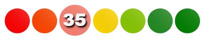 ZeDiet-Score = 35
