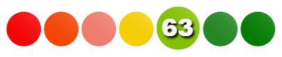 ZeDiet-Score = 63