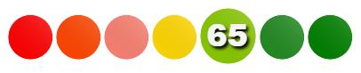 ZeDiet-Score = 65